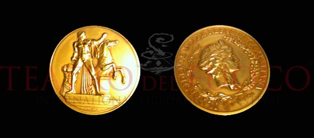 La medaglia del Presidente della Repubblica